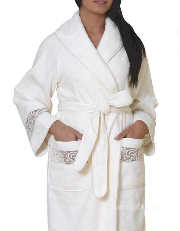Халат Timas _ EUDORA Long  robe v.0