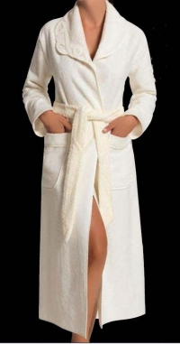 Халат CESARE PACIOTTI _ LEGEND Long Bathrobe V.0